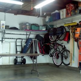 garage shelving in Ft. Mill