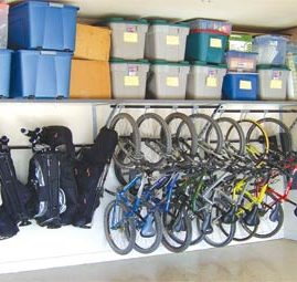 garage shelving ideas in Indian Trail