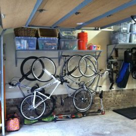 Weddington Garage Shelving