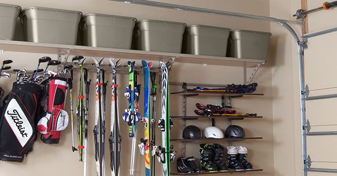 Garage Shelving Charlotte